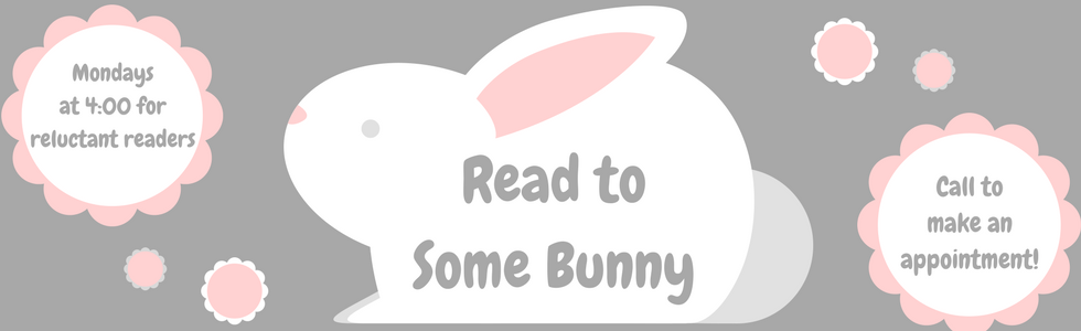 Read To Some Bunny!