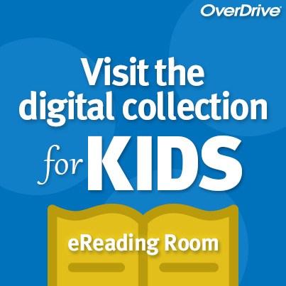 kids digital collection and eReading room