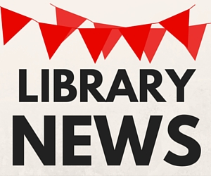see what's happening at the library